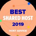 Compañías premiadas que están en la lista de los 10 mejores alojamientos web compartidos